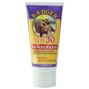 Badger Sunscreen Face & Body