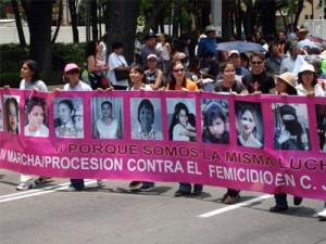 Juarez protest