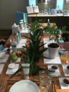 Liz Earle Haircare Launch