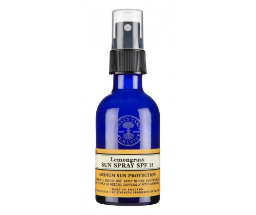 Neal's Yard lemongrass sun spray