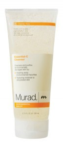 murad vitamin c cleanser