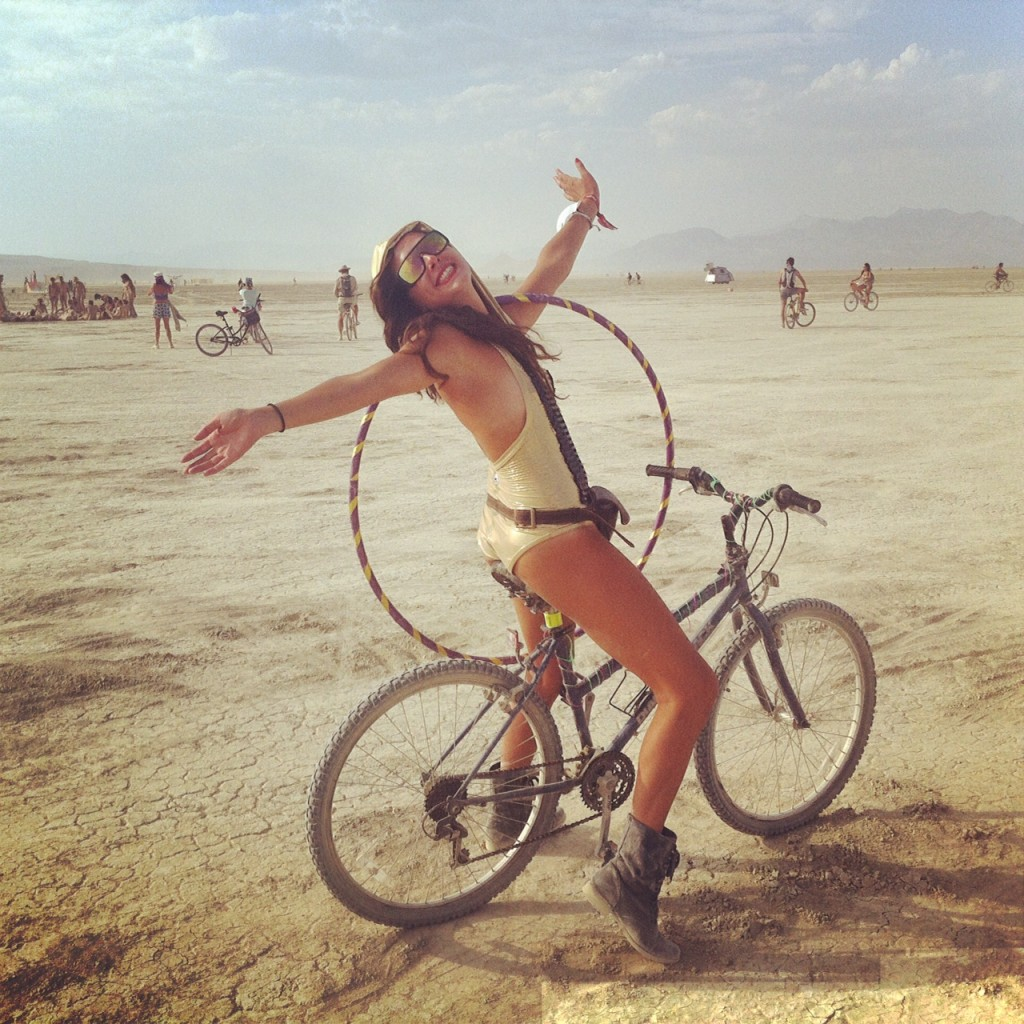 Burning Man dreams