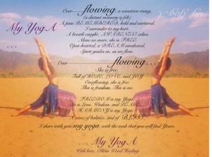 My Yoga, a Poem by Olivia Wood Healing